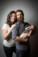 thomas paulet photographe naissance noir et blanc famille 10 jours bébé
